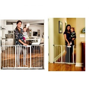 Regalo Extra WideSpan Walk Safety Gate