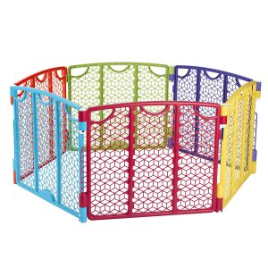 Versatile Play Space gate
