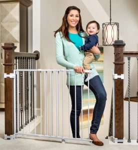 Wall Mounted Baby Gate